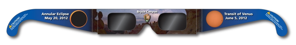 Custom Printed Eclipse Glasses